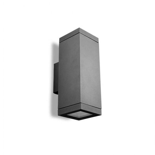 Aplique Afrodita E27 gris urbano Leds C4