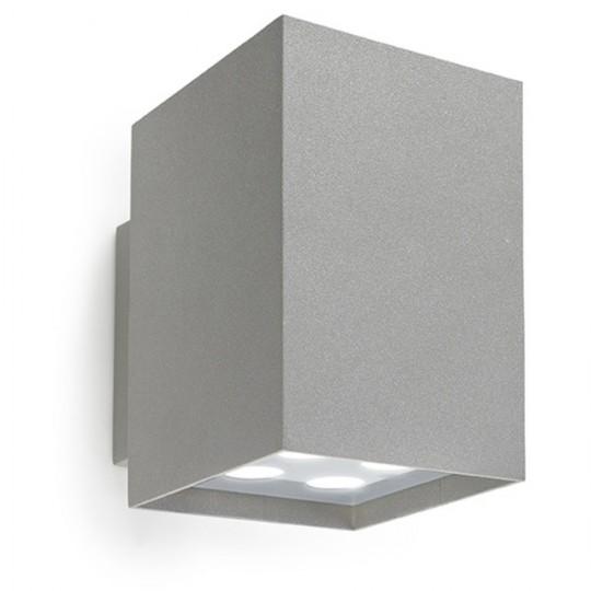 Aplique Afrodita POWER LED gris Leds C4
