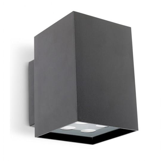 Aplique Afrodita POWER LED gris urbano Leds C4