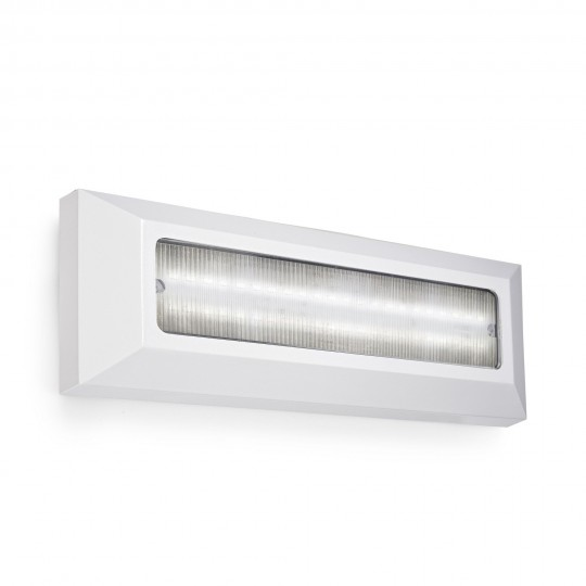 Aplique rectangular luz cálida Kossel Leds C4