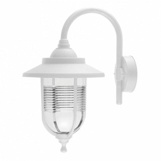 Aplique de exterior Canela blanco Fabrilamp