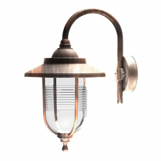 Aplique de exterior Canela oro viejo Fabrilamp