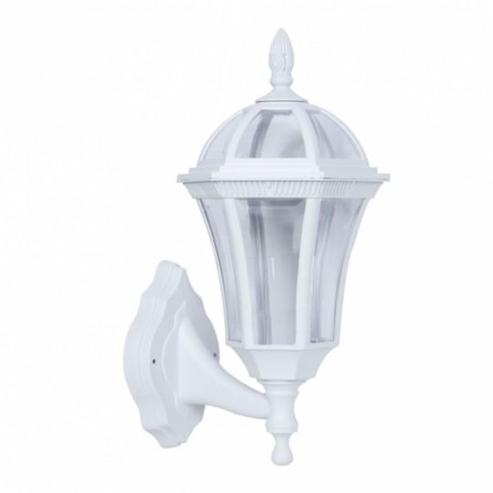 Aplique de exterior Comino blanco Fabrilamp
