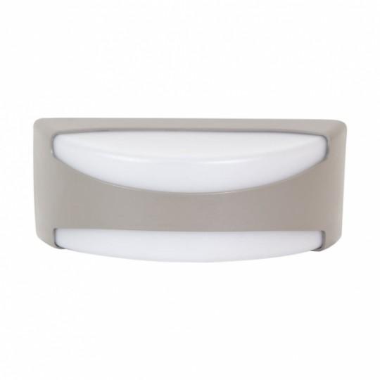 Aplique de exterior Daikon gris Fabrilamp