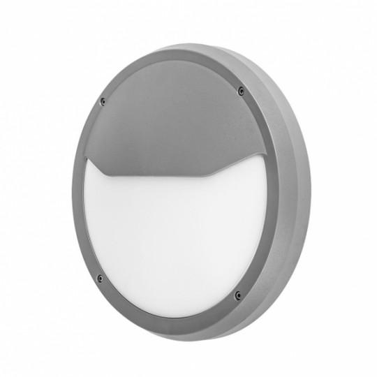 Aplique de exterior Coliandro gris Fabrilamp