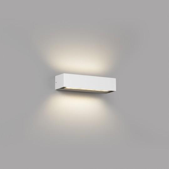 Aplique de exterior Doro 13W LED blanco Faro