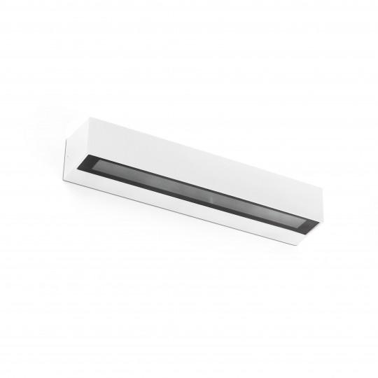 Aplique de exterior Doro 20W LED blanco Faro