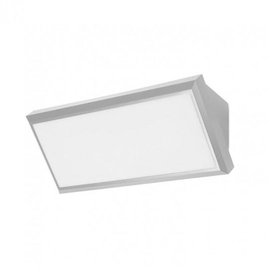 Aplique de exterior gris Samper Forlight