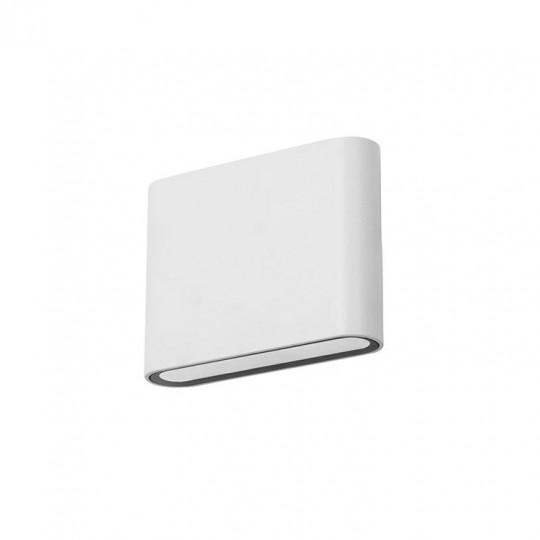 Aplique blanco de exterior Slim Forlight