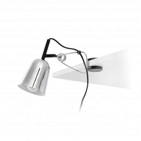 Lámpara pinza Studio cromo Faro