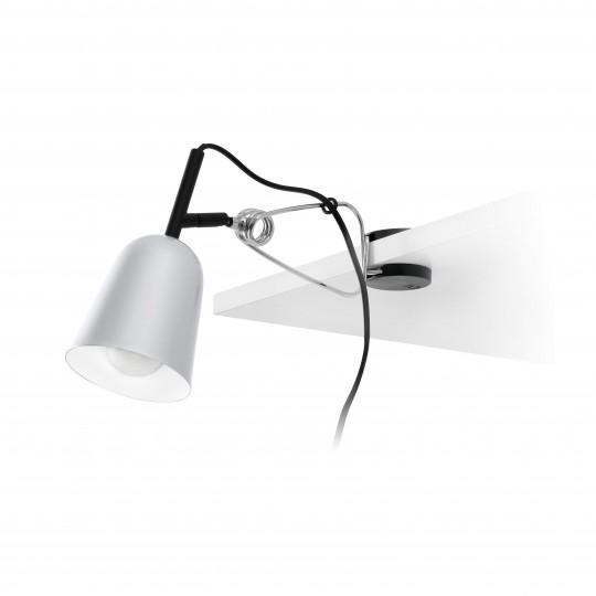 Lámpara pinza Studio gris Faro