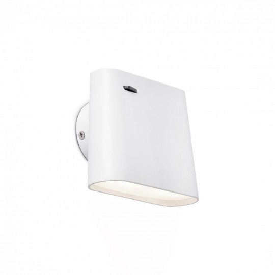 Aplique blanco led Aurea Faro