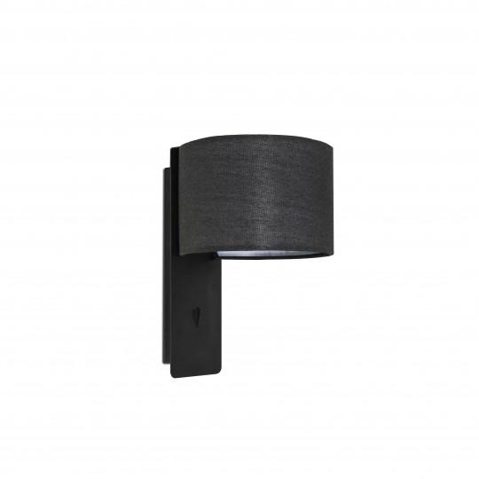 Aplique Fold negro Faro