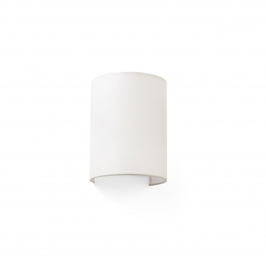 Aplique Cotton redondo beige Faro