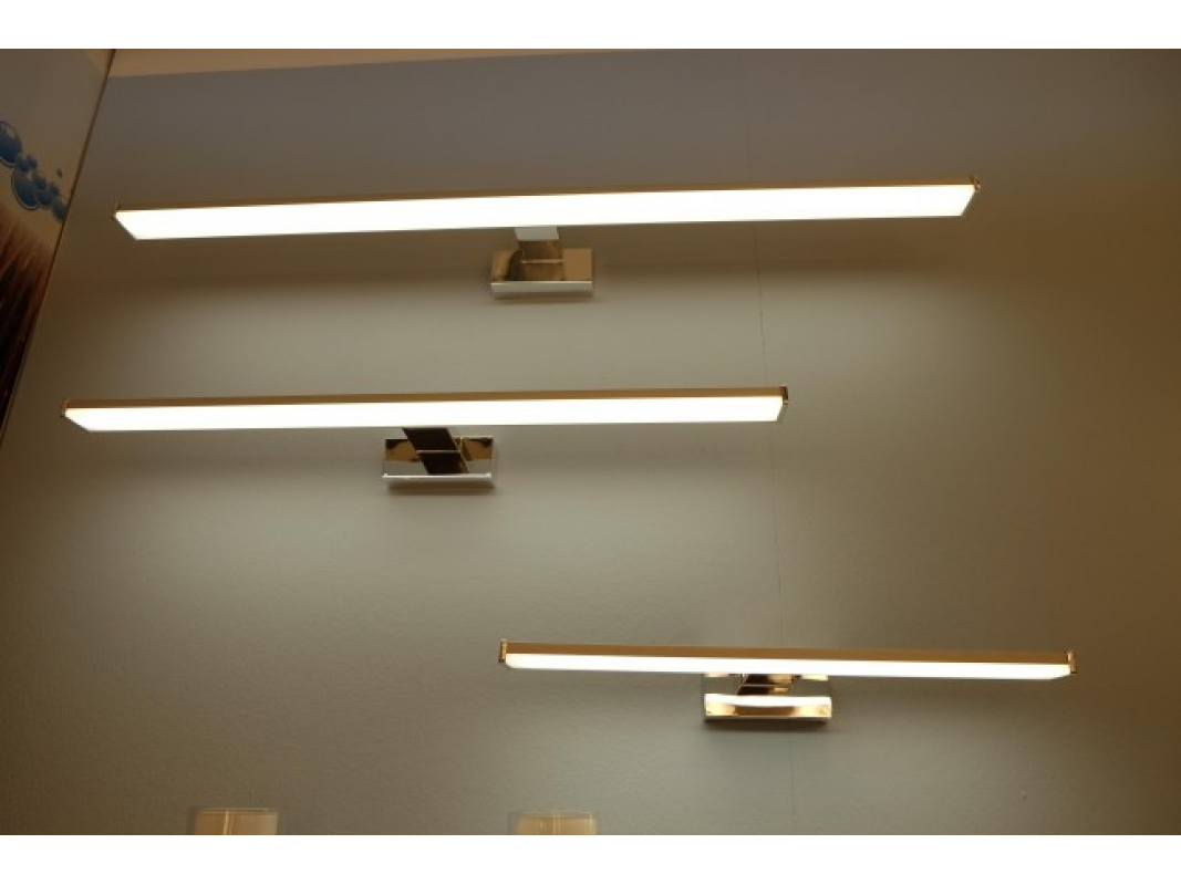Juvi iluminaci n aplique ba o cromo pandella 1 for Apliques bano