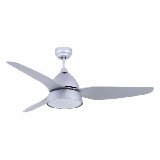 Ventilador 3 aspas Autan plata Fabrilamp