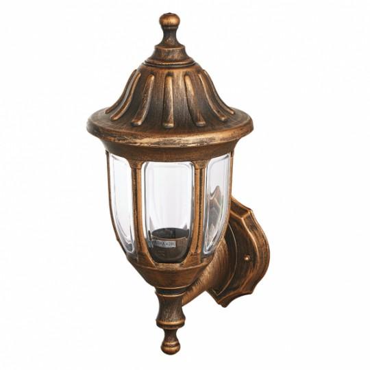 Aplique de exterior Angelica oro viejo Fabrilamp