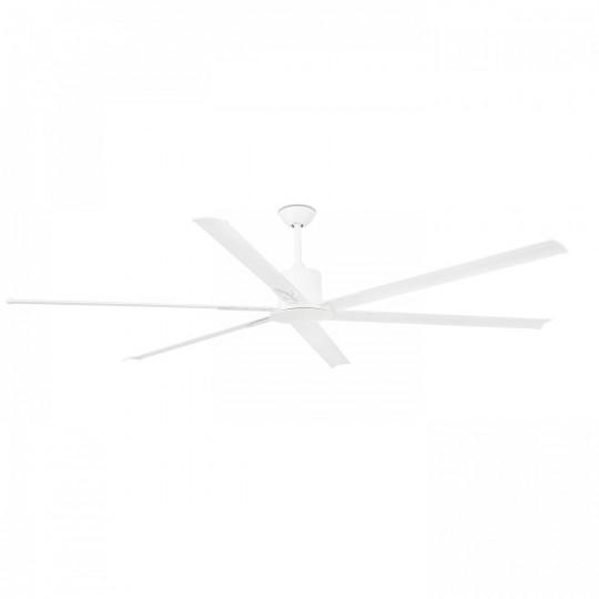 Ventilador ANDROS blanco sin luz FARO