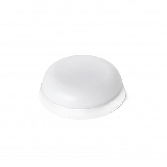 Kit de luz Ventilador Pemba blanco Faro
