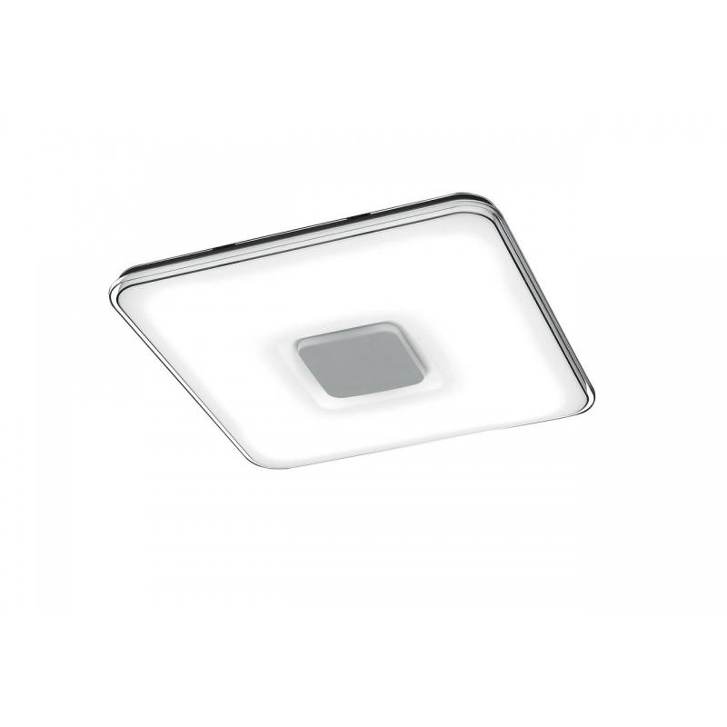 Juvi iluminaci n plafon de techo kyoto led 50w con mando - Lamparas de techo plafones ...